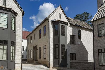 Fulton County Single Family Home For Sale: 284 Mado Ln #333