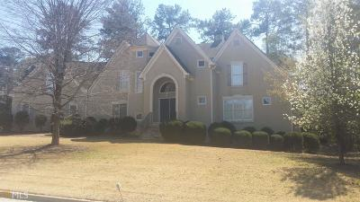 Conyers Single Family Home For Sale: 1456 Reagan Cir