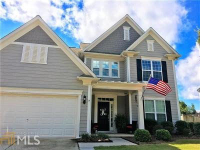 Canton Single Family Home For Sale: 325 Ridgewood