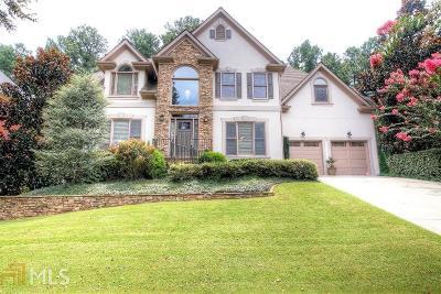 Fulton County Single Family Home For Sale: 4080 Walnut Creek Trl