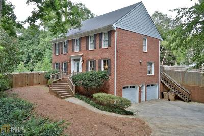 Single Family Home For Sale: 3549 Meadow Chase Dr