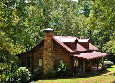 Cherokee County Single Family Home For Sale: 400 Foster Coltrane Ln