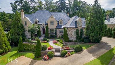 Buckhead Single Family Home For Sale: 4251 Whitestone