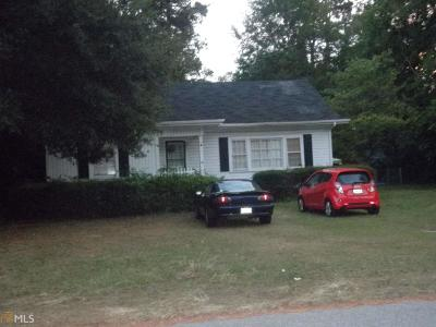 Statesboro Single Family Home For Sale: 15 Tillman St