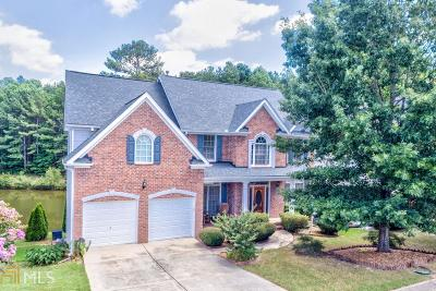 Lawrenceville Single Family Home For Sale: 1366 Wind Chime Ct