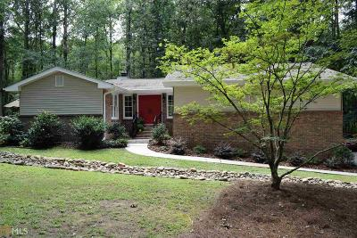 Fayetteville Single Family Home For Sale: 820 San Remo Ct