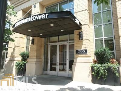 Museum Tower Condo/Townhouse For Sale: 285 Centennial Olympic Park Dr #903