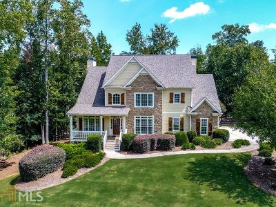 Ball Ground Single Family Home For Sale: 116 Lathems Mill Ln