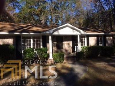 Statesboro Single Family Home For Sale: 23 Golf Club Cir