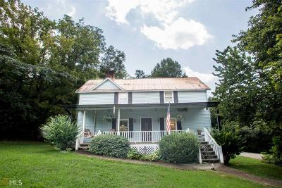 Demorest Single Family Home For Sale: 384 Maine
