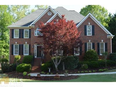 Cobb County Single Family Home For Sale: 880 Crossfire Ridge