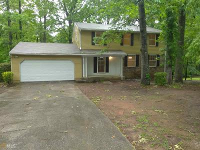 Stone Mountain Single Family Home Under Contract: 996 N Millard Way