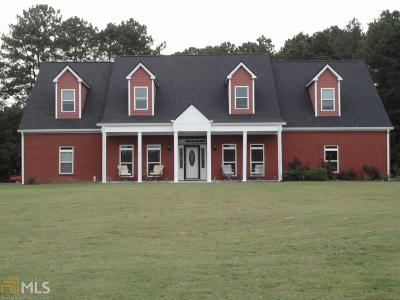 Loganville Single Family Home For Sale: 3885 Pointer Rd
