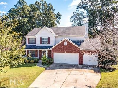 Kennesaw Single Family Home For Sale: 3128 Brookeview Ln