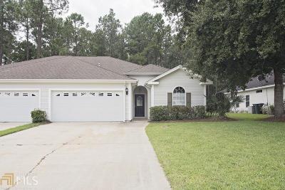 Kingsland GA Condo/Townhouse For Sale: $165,000