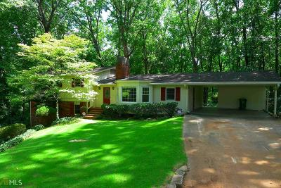 Brookhaven Single Family Home For Sale: 4105 Ashwoody