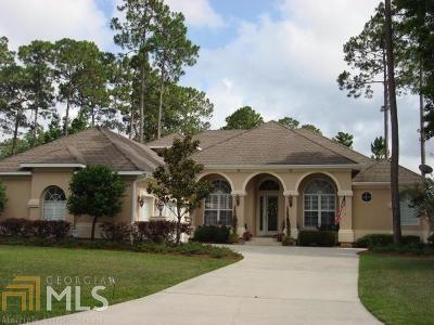 St. Marys Single Family Home For Sale: 207 Osprey Cir
