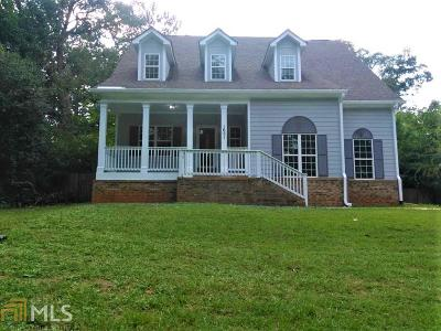 Decatur Single Family Home Back On Market: 1651 Peachcrest Rd