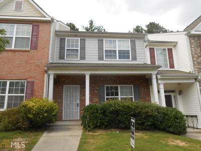 Fulton County Condo/Townhouse For Sale: 6392 Olmadison Pl