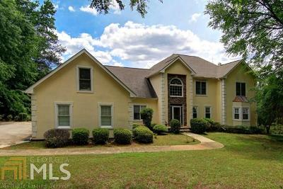 Conyers Single Family Home For Sale: 3041 N Tower Way