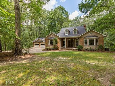 Dacula Single Family Home For Sale: 2191 Rabbit Hill Cir