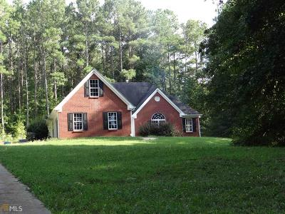 Monroe Single Family Home For Sale: 668 Hickory Grove Church Rd