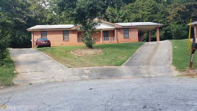 Dekalb County Multi Family Home For Sale: 3650 W Austin Ct #3652