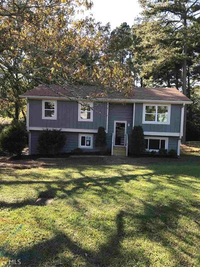 Conyers Single Family Home Back On Market: 1733 Pacer Pl