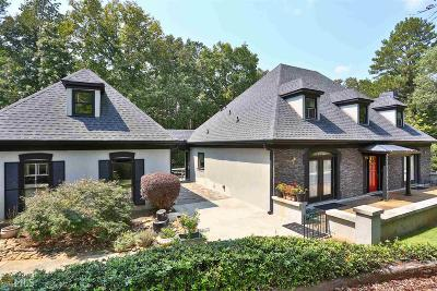 Snellville Single Family Home Back On Market: 4201 Riverlake Way