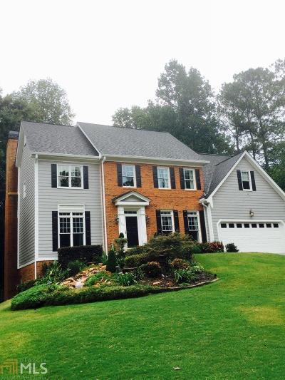 Alpharetta Single Family Home For Sale: 520 Bisland Ct