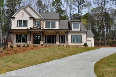 Acworth Single Family Home For Sale: 5380 Lake Redwine Cv