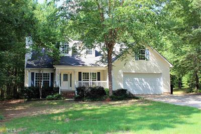 Jenkinsburg Single Family Home For Sale: 304 Patrick Cir