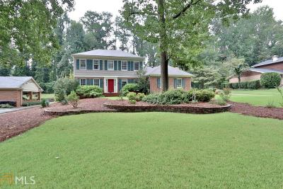 Lilburn Single Family Home For Sale: 472 Ben Ave
