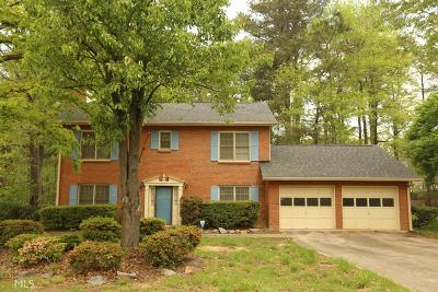 Lawrenceville Single Family Home For Sale: 228 Indian Branch Way