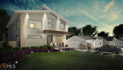Decatur Single Family Home For Sale: 770 Livingstone Pl
