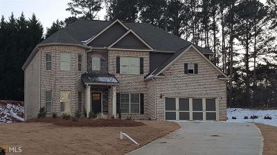 McDonough Single Family Home For Sale: 108 Shellbark Dr #003