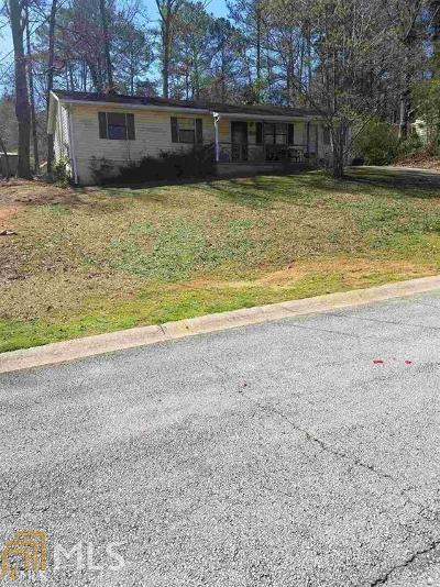 Conyers Single Family Home For Sale: 325 Morris Ct