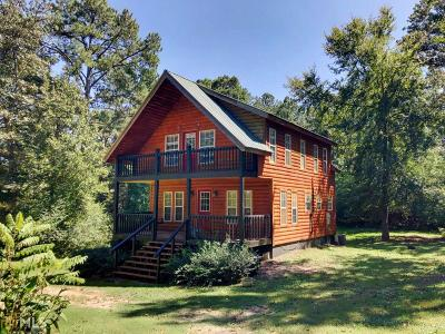 Elbert County, Franklin County, Hart County Single Family Home For Sale: 821 Cleveland Mill Rd