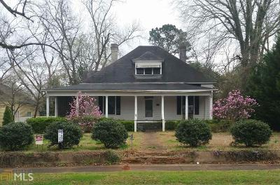 Monticello Single Family Home For Sale: 969 Forsyth St