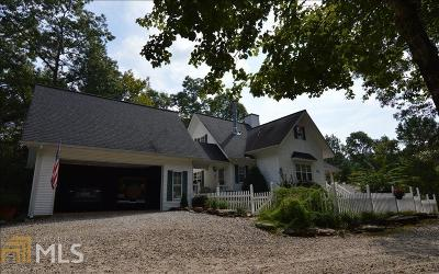 Fannin County, Gilmer County Single Family Home For Sale: 202 Dove Ln