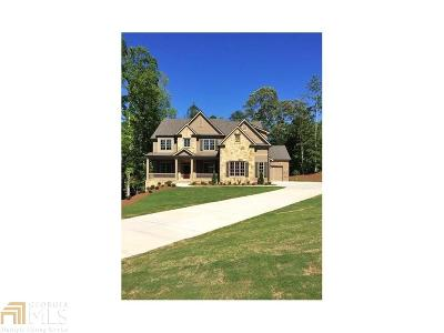 Roswell Single Family Home For Sale: 13073 Overlook Pass #4