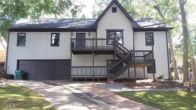 Decatur Single Family Home For Sale: 3081 Wilson Rd