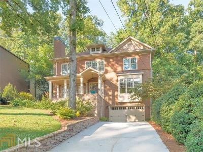 Morningside Single Family Home For Sale: 1848 Windemere Dr