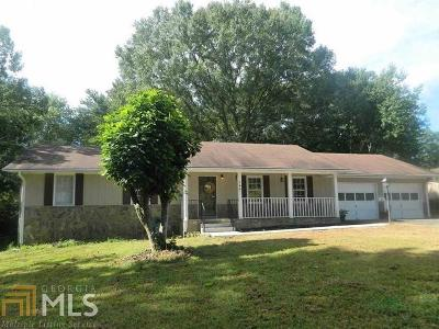 Fayetteville Single Family Home New: 189 Banks Rd