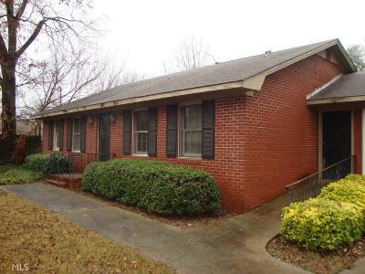 Elbert County, Franklin County, Hart County Single Family Home Back On Market: 85 Colfax St