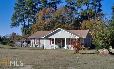 Monroe Single Family Home New: 1234 Vasco Adcock Rd
