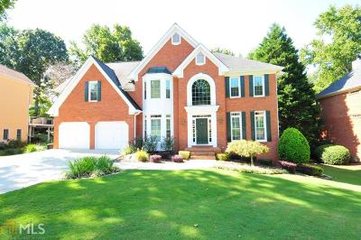 Johns Creek Single Family Home For Sale: 670 St Fillans Ct