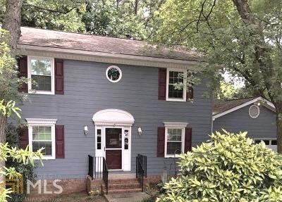 Tucker Single Family Home For Sale: 2728 Doaks Run Ct
