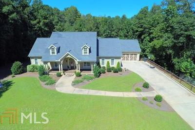 Douglas County Single Family Home For Sale: 9200 Brewer Rd