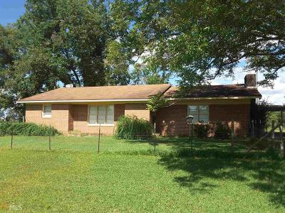 Statesboro Single Family Home For Sale: 346 Gene Rogers Rd